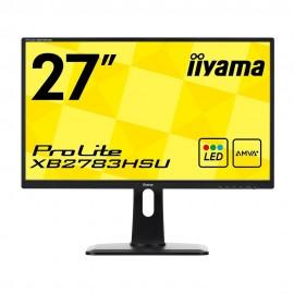 "Moniteur iiyama 27"" LED 1920x1080 5 ms VGA/DVI/HDMI XB2783HSU-B1"