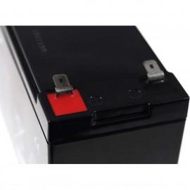 Batterie pour USV APC Back-UPS ES400 9Ah 12V 12V 9Ah/108Wh Lead-Acid N