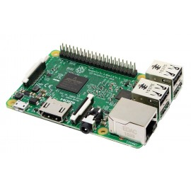 Carte mère Raspberry Pi 3 Model B Quad Core