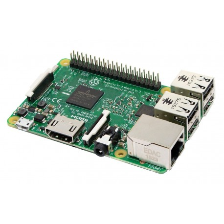Carte mère Raspberry Pi 3 Model B Quad Core