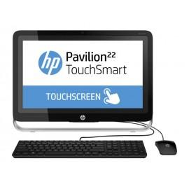Tout-en-Un tactile HP Pavilion TouchSmart 22-h055ef