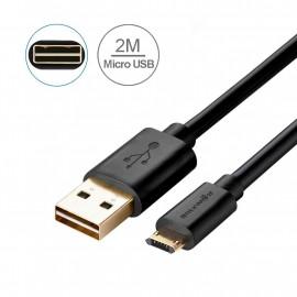 Câble USB - Micro-USB 3A réversible