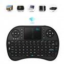 Mini clavier touchpad rétroéclairé Rii i8+