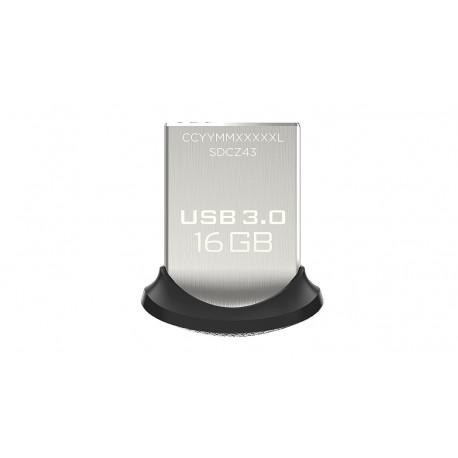 CLE USB 3.0 COMPACTE SANDISK ULTRA FIT