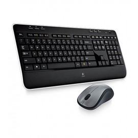 Kit clavier/souris sans fil Logitech MK520