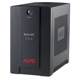 Onduleur APC Back-UPS BX 500 BX500CI (3 prises IEC)