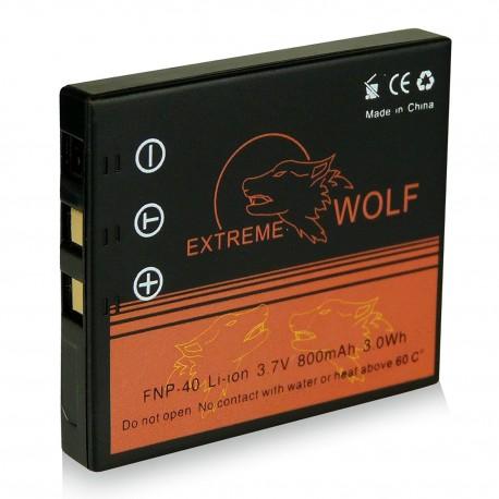 Batterie pour Pentax A20