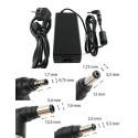 Chargeur / Alimentation compatible ADP-150NB, 19.0V, 7500mAh
