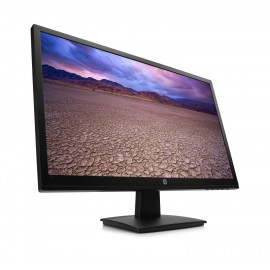 Moniteur 27'' HP 27o (TN/LED, HDMI/VGA, 1920 x 1080, 16:9, 60 Hz, 1 ms)