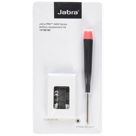 Batterie originale pour Jabra GN Pro 9400