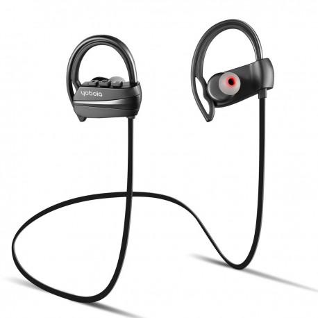 Ecouteurs audio sans fil Bluetooth Mpow Wolverine
