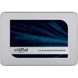 Disque dur SSD Interne Crucial MX500 (1To, 3D NAND, SATA, 2,5 Pouces)