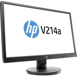 "Moniteur HP V214a 20.7"" Full HD LED Backlit - HP intégrés"
