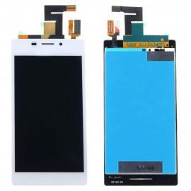 Ecran tactile + LCD assemblés blanc pour Sony Xperia M2 D2303