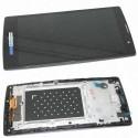 Ecran LCD + Vitre Tactile + Chassis LG G4c LG-H525n