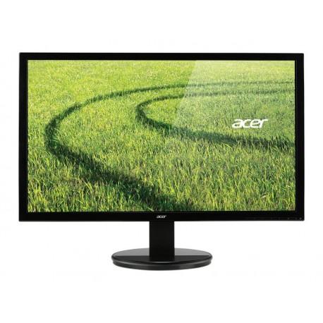 """Moniteur Acer 24"""" LED - K242HYL - 1920 x 1080 pixels - 4 ms - HDMI + VGA + DVI"""