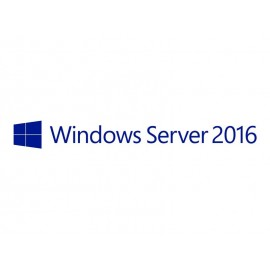 Microsoft Windows Server 2016 Standard 16-Core OEM 64 bits