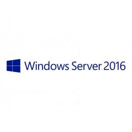 5 licences d'accès client utilisateurs pour Microsoft Windows Server 2016 Standard OEM (5 CAL)