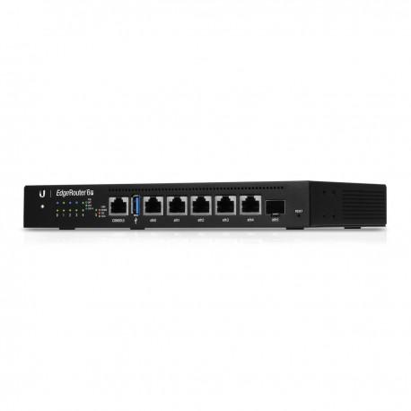Routeur PoE Ubiquiti 6 ports ER-6P EdgeRouter