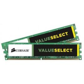 Mémoire DDR3 1333 Mhz 8 Go (2x4Go) Corsair CMV8GX3M2A1333C9