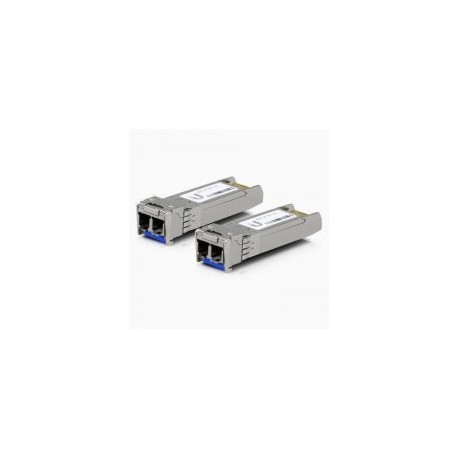Connecteur Ubiquiti U Fiber Single-Mode Module 10G (lot de 2 pièces)