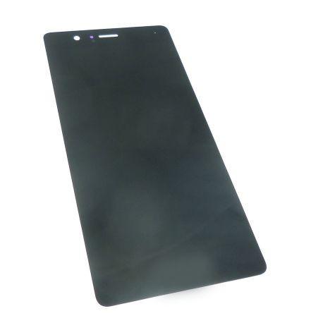 Ecran vitre tactile et LCD assemblés noir pour Huawei Ascend P9 Lite