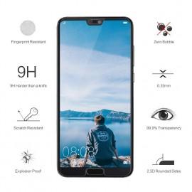 Film de protection d'écran en verre trempé pour Huawei P20 Pro