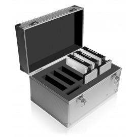 """Boitier en aluminium pour disque dur 2,5""""/3,5''"""