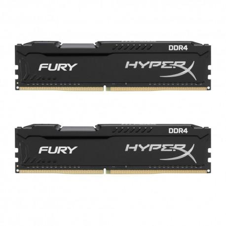 Mémoire DDR4 2666 Mhz 16 Go (2x8Go) Kingston HyperX CL16 DIMM XMP