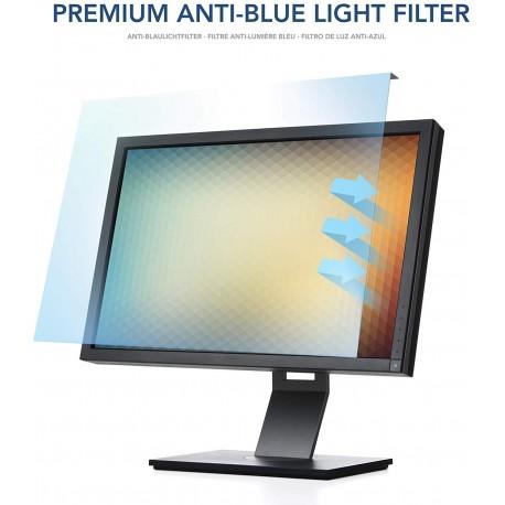 Filtre anti-lumière bleue pour écran d'ordinateur 20''' - 22'' pouces