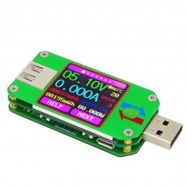 Testeur USB multifonctions