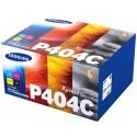 Toner Pack Samsung CLT-P404C (Pack Noir, Cyan, Magenta, Jaune)