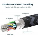 Câble USB - Type-C 2m - GARANTI A VIE