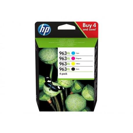 HP 963XL Multipack 963 XL Noir + 963 XL Couleur