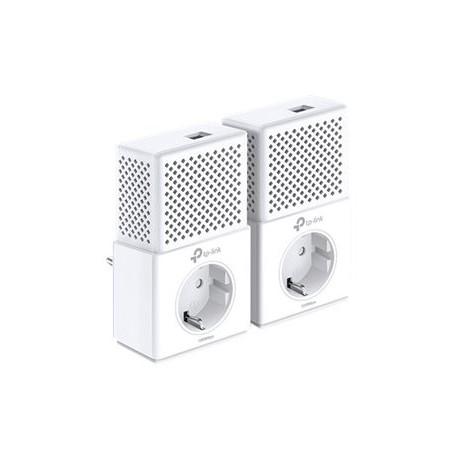 TP-Link TL-PA7010P KIT adaptateur CPL 1000Mb - kit 2 CPL