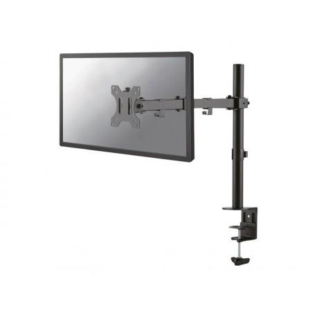 Support de bureau pour 2 écrans 17-27'' multi-axes NewStar Full Motion Dual Desk Mount
