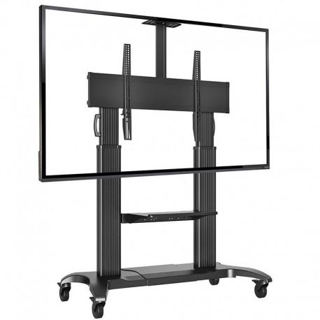 Support Mural TV pour écrans 23-55 Pouces (58-140 cm) VESA 400 x 400 à 100 x 100
