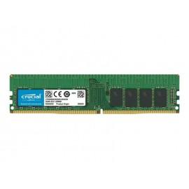 Mémoire Dimm DDR4 1.2V 2666 Mhz 16 Go Crucial
