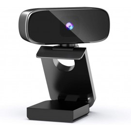 Webcam 720p avec micro intégré