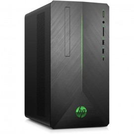 Ordinateur de bureau Gamer HP Pavilion Gaming Desktop 690-0164nf