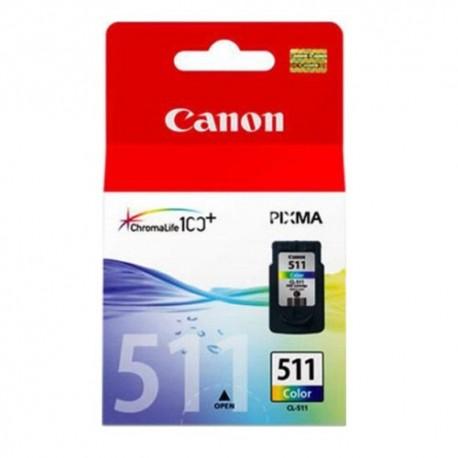 Canon 511 CL-511 couleur