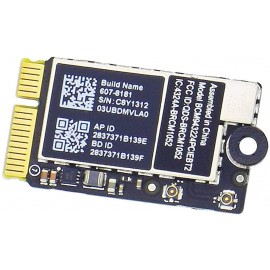 "Carte réseau sans fil AirPort + Bluetooth pour MacBook Air 11"" A1370 13"" A1369 (mi-2011) 11"" A1465 13"" A1466 (mi-2012)"