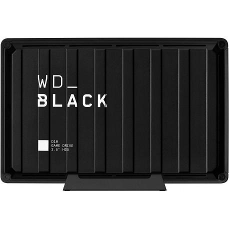 """Disque dur externe WD Black 3.5"""" 7200rpm 12To 1200Go USB 3.0"""