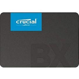 Disque dur SSD Crucial 480Go 2.5 BX500