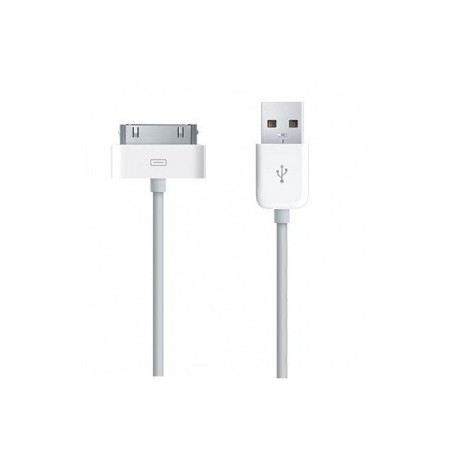 Câble chargeur USB pour iPhone 3G/3GS/4/iPod/iPad