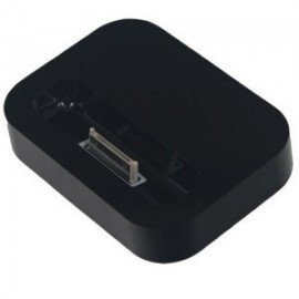 Dock iPhone 3G/3GS/4/4S Station d'accueil USB (synchro et recharge)