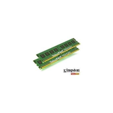 Mémoire DDR3 1333 Mhz CL9 2x4 Go Kingston