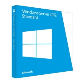 Microsoft Windows Server 2012 Std OEM 5 CAL