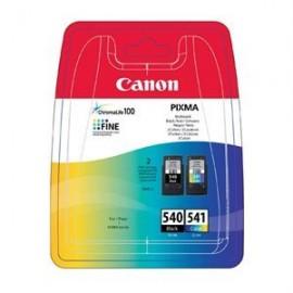 Canon 540 541 Multipack PG-540 Noir + CL-541 Couleur