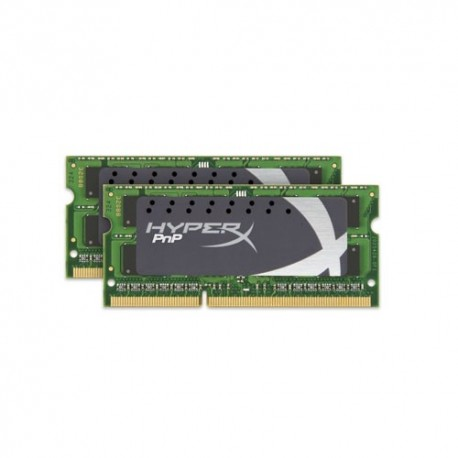 Mémoire DDR3 1600 Mhz CL9 2x4 Go Kingston